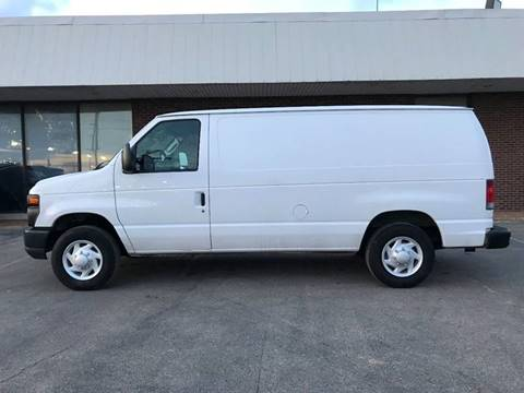 2008 Ford E-Series Cargo for sale in Springfield, IL