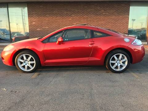 2007 Mitsubishi Eclipse for sale in Springfield, IL