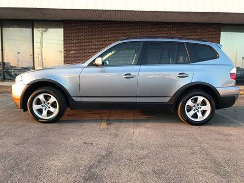 2007 BMW X3 for sale in Springfield, IL