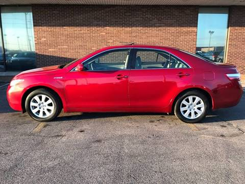2007 Toyota Camry Hybrid for sale in Springfield, IL
