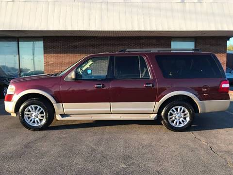 2010 Ford Expedition EL for sale in Springfield, IL