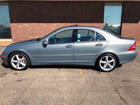2004 Mercedes-Benz C-Class for sale in Springfield, IL