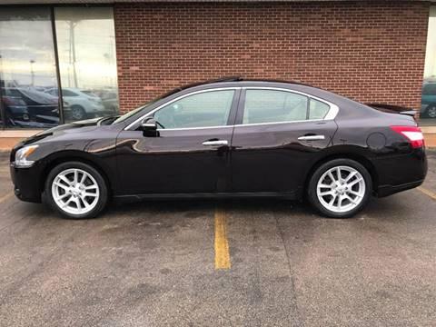 2010 Nissan Maxima For Sale >> Nissan Maxima For Sale In Springfield Il Carsforsale Com