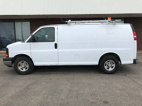Cargo vans for sale in springfield il for Parkway motors inc springfield il