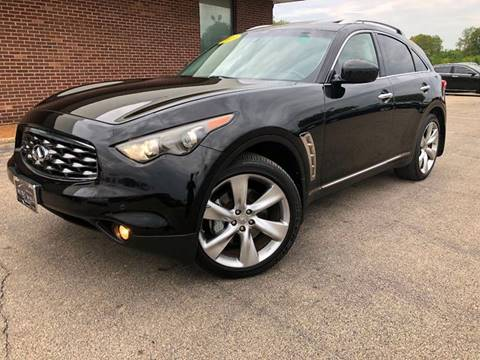 2009 Infiniti Fx50 For Sale In Pahrump Nv Carsforsale