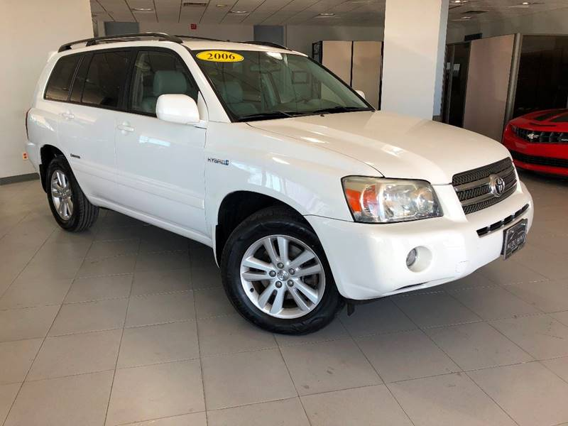 2006 Toyota Highlander Hybrid For Sale At Auto Mall Of Springfield In  Springfield IL