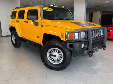 2006 HUMMER H3 for sale in Springfield, IL
