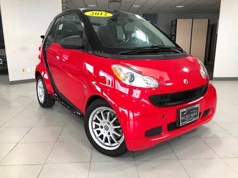 2012 Smart fortwo for sale in Springfield, IL