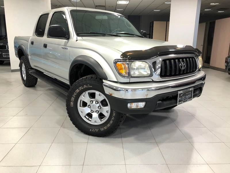 2003 Toyota Tacoma For Sale At Auto Mall Of Springfield In Springfield IL