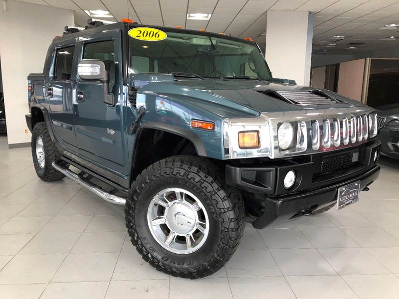 2006 hummer h2 sut in springfield il auto mall of springfield. Black Bedroom Furniture Sets. Home Design Ideas