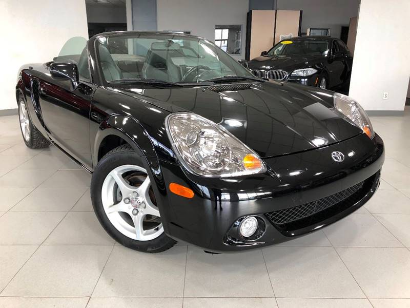 2003 toyota mr2 spyder in springfield il auto mall of springfield. Black Bedroom Furniture Sets. Home Design Ideas