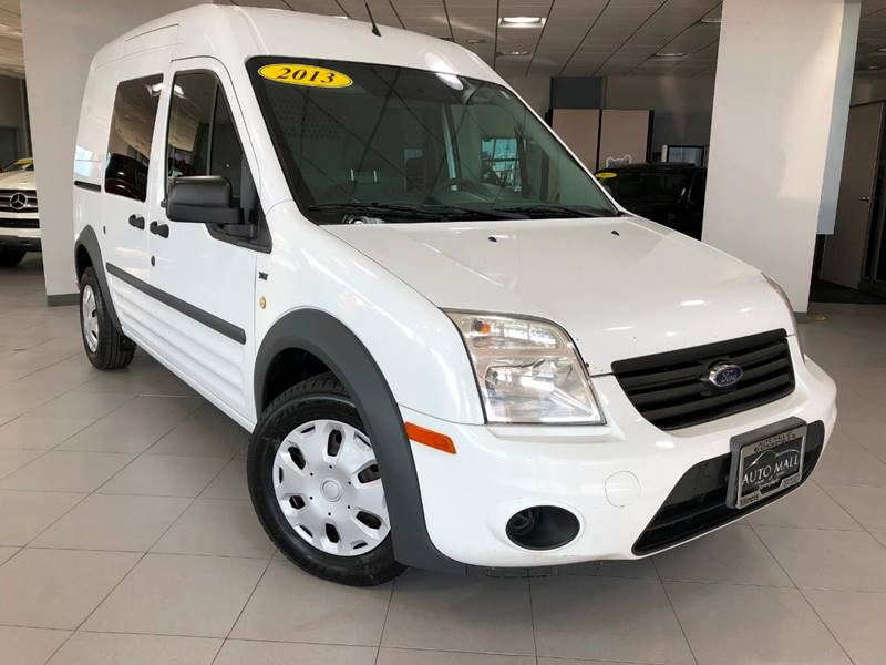 2013 Ford Transit Connect Cargo Van Xlt In Springfield Il Auto