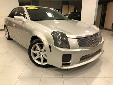 2005 Cadillac Cts V For Sale In Fort Myers Fl Carsforsale Com