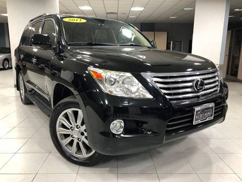 2011 Lexus LX 570 for sale in Springfield, IL