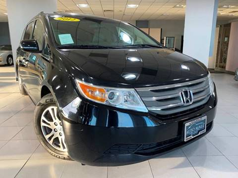 2012 Honda Odyssey for sale in Springfield, IL