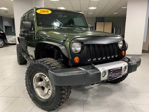 2008 Jeep Wrangler Unlimited for sale in Springfield, IL