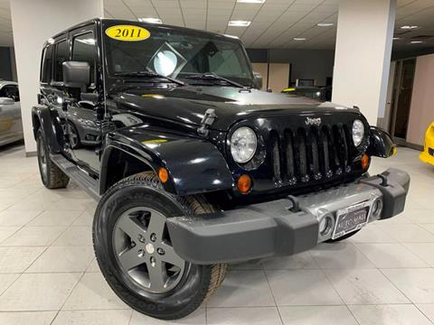 2011 Jeep Wrangler Unlimited for sale in Springfield, IL