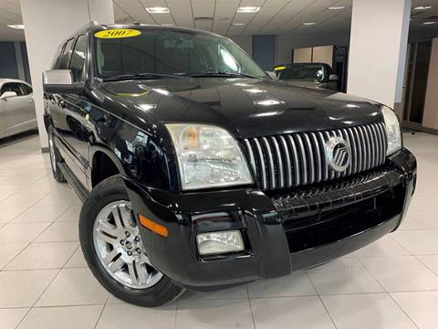 2007 Mercury Mountaineer for sale in Springfield, IL
