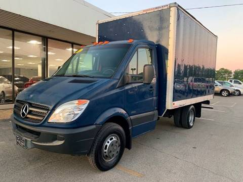 2012 Mercedes-Benz Sprinter Cab Chassis for sale in Springfield, IL