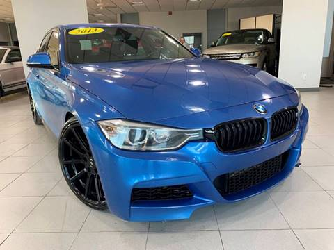 2013 BMW 3 Series for sale at Auto Mall of Springfield in Springfield IL