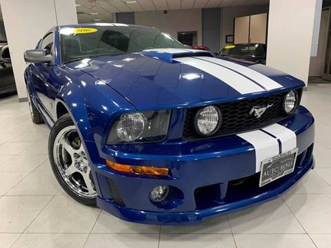 Ford Mustang For Sale in Springfield, IL - Auto Mall of