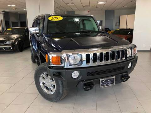 2007 HUMMER H3 for sale in Springfield, IL