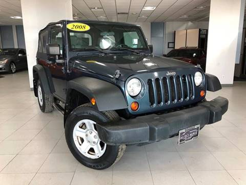 2008 Jeep Wrangler for sale in Springfield, IL