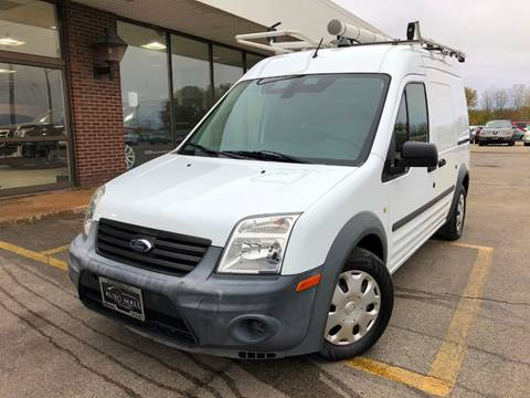 2012 Ford Transit Connect for sale in Springfield, IL