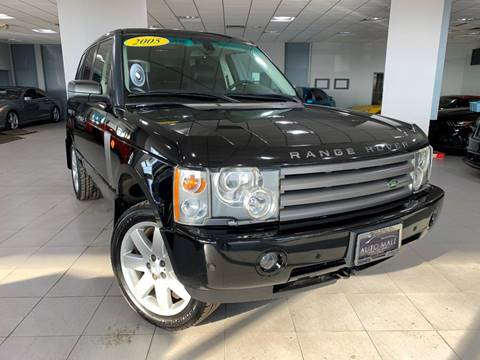2005 Range Rover For Sale >> 2005 Land Rover Range Rover For Sale In Springfield Il