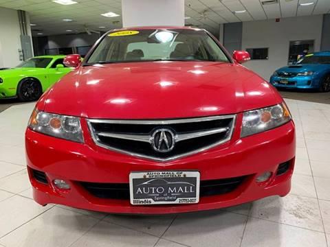 Maine Auto Mall >> 2008 Acura Tsx For Sale In Springfield Il