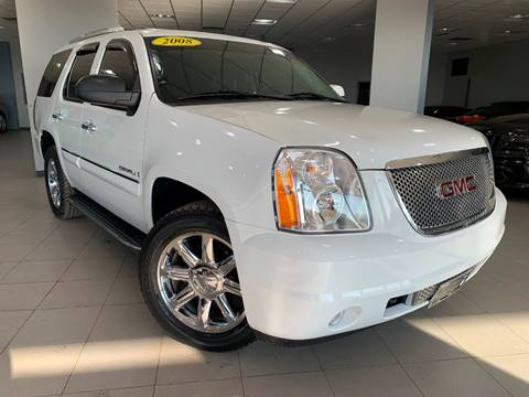 2008 GMC Yukon for sale in Springfield, IL