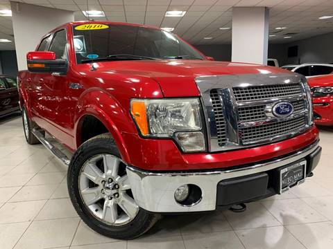 2010 Ford F-150 Lariat for sale at Auto Mall of Springfield in Springfield IL