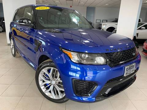2015 Land Rover Range Rover Sport for sale at Auto Mall of Springfield in Springfield IL
