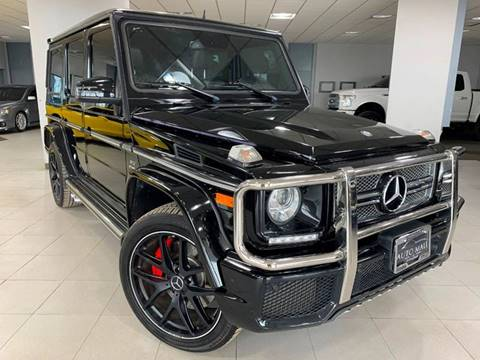 2016 Mercedes-Benz G-Class for sale at Auto Mall of Springfield in Springfield IL