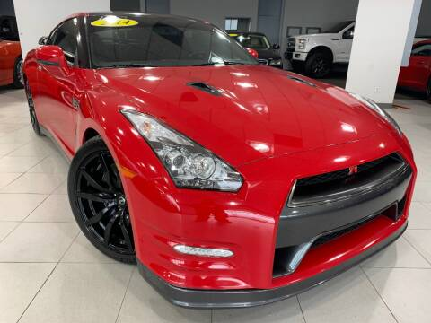 2014 Nissan GT-R for sale at Auto Mall of Springfield in Springfield IL