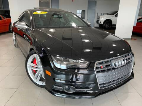 2017 Audi S7 for sale at Auto Mall of Springfield in Springfield IL