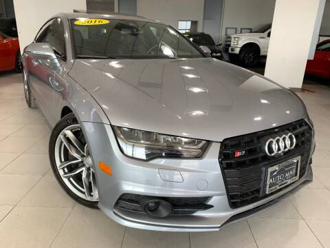 2016 Audi S7 for sale at Auto Mall of Springfield in Springfield IL