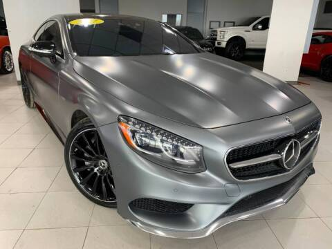 2017 Mercedes-Benz S-Class for sale at Auto Mall of Springfield in Springfield IL