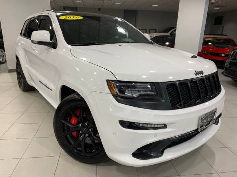 2016 Jeep Grand Cherokee for sale at Auto Mall of Springfield in Springfield IL