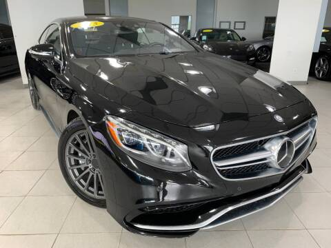 2015 Mercedes-Benz S-Class for sale at Auto Mall of Springfield in Springfield IL