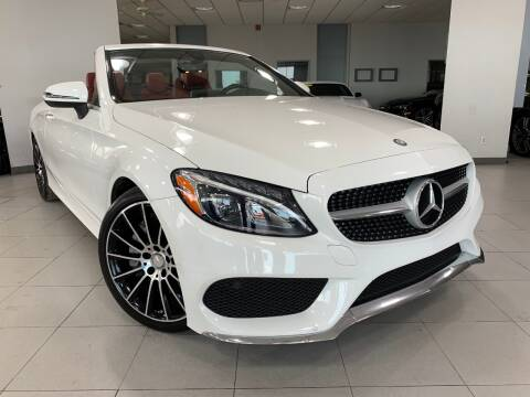 2017 Mercedes-Benz C-Class for sale at Auto Mall of Springfield in Springfield IL