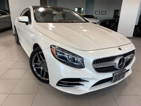 2018 Mercedes-Benz S-Class for sale at Auto Mall of Springfield in Springfield IL