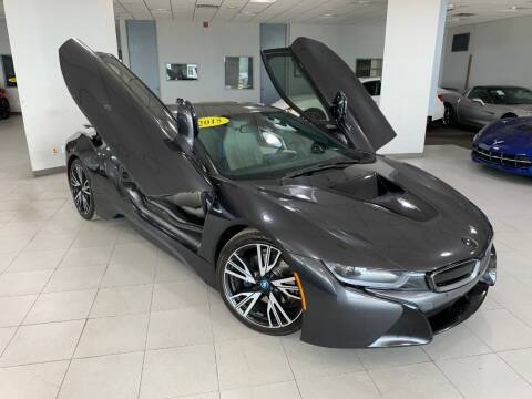 2015 BMW i8 for sale at Auto Mall of Springfield in Springfield IL