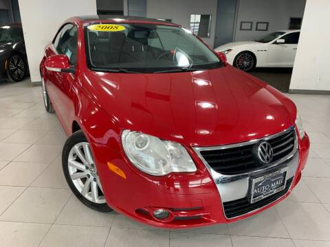 2008 Volkswagen Eos for sale at Auto Mall of Springfield in Springfield IL