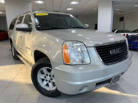 2009 GMC Yukon XL for sale at Auto Mall of Springfield in Springfield IL