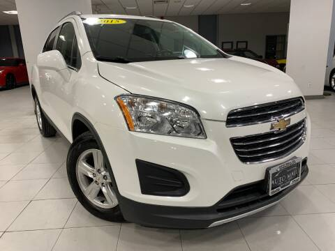 2015 Chevrolet Trax for sale at Auto Mall of Springfield in Springfield IL