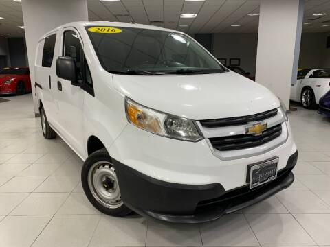 2016 Chevrolet City Express Cargo for sale at Auto Mall of Springfield in Springfield IL