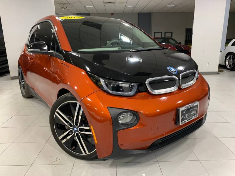 2015 BMW i3 for sale at Auto Mall of Springfield in Springfield IL