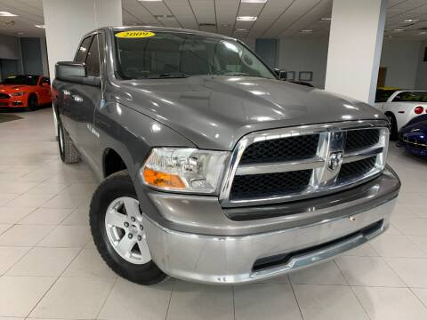 2009 Dodge Ram Pickup 1500 for sale at Auto Mall of Springfield in Springfield IL