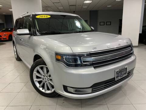 2016 Ford Flex for sale at Auto Mall of Springfield in Springfield IL